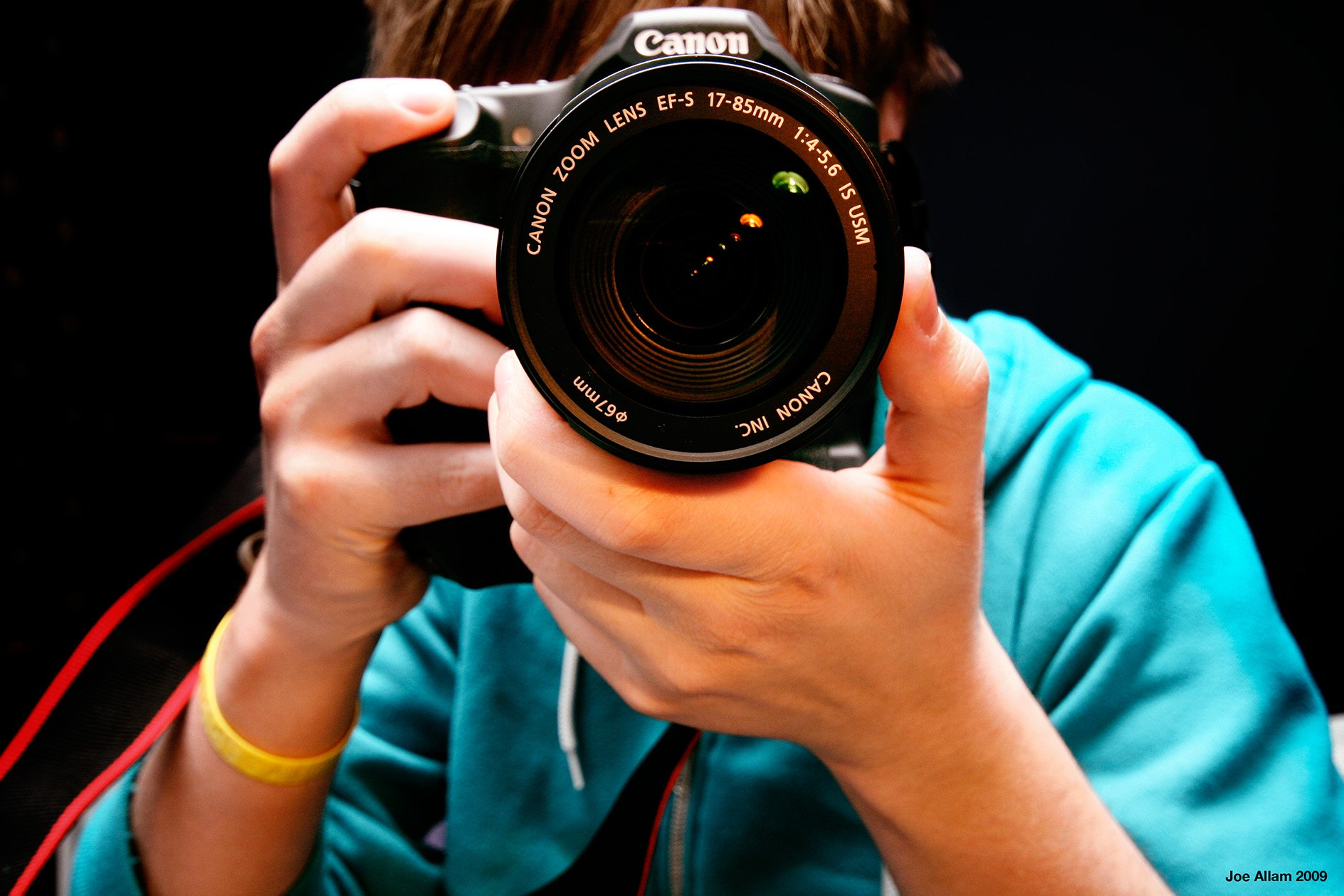 Day 114/365 2009 – New Canon EOS 50D