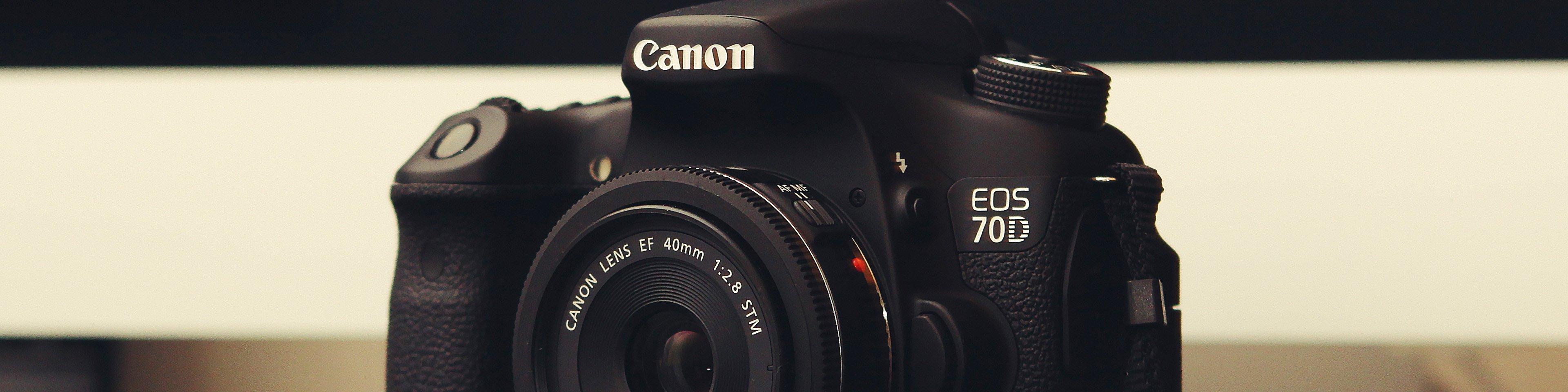 New Camera Gear – Canon EOS 70D