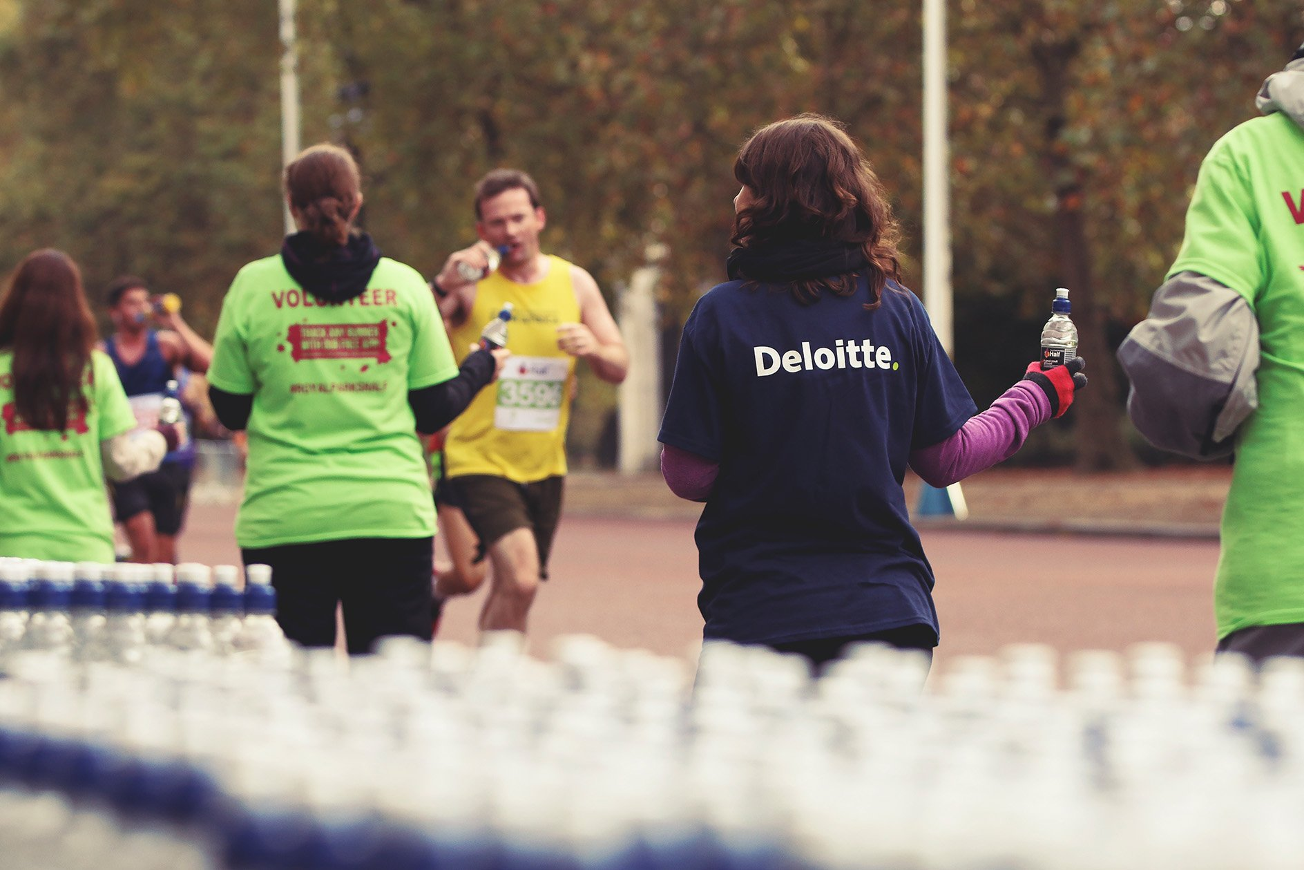 Early London and Royal Parks Half Marathon Photo