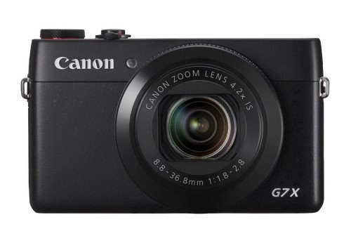 Filming with the new Canon G7 X