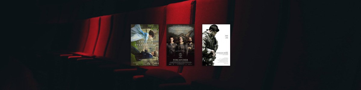 Cinema Trips January