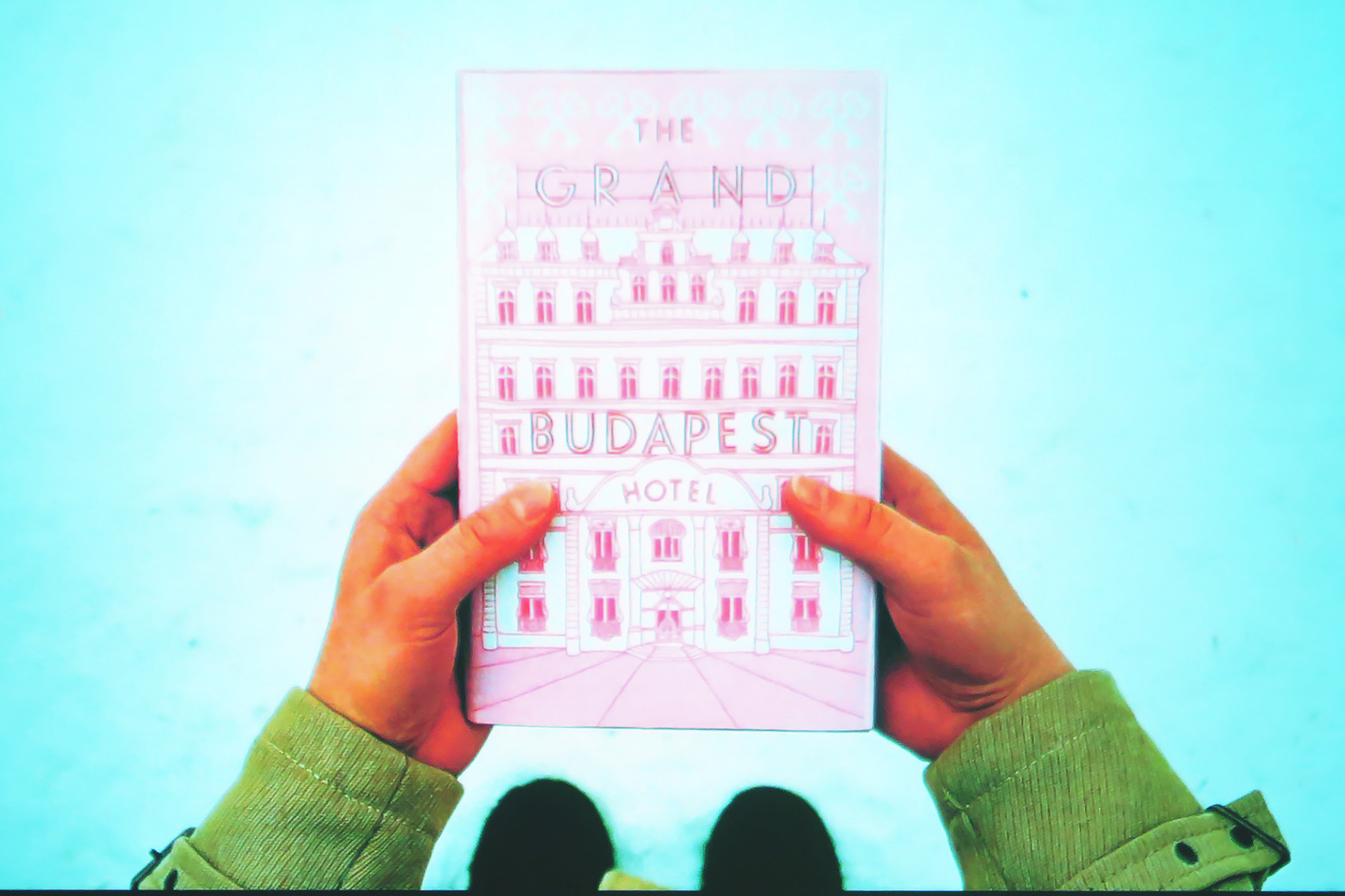 Annie Atkins at OFFSET 2015 – The Grand Budapest Hotel Book