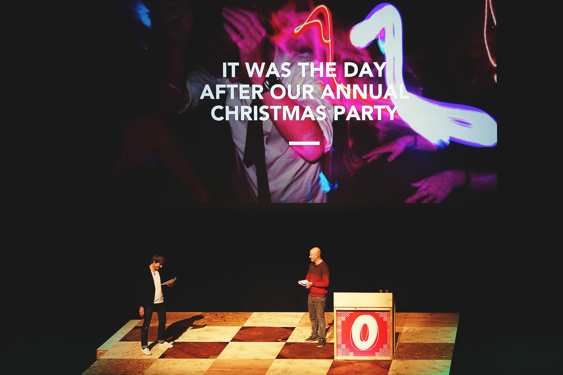 Forsman & Bodenfors at OFFSET 2015 - After The Christmas Party