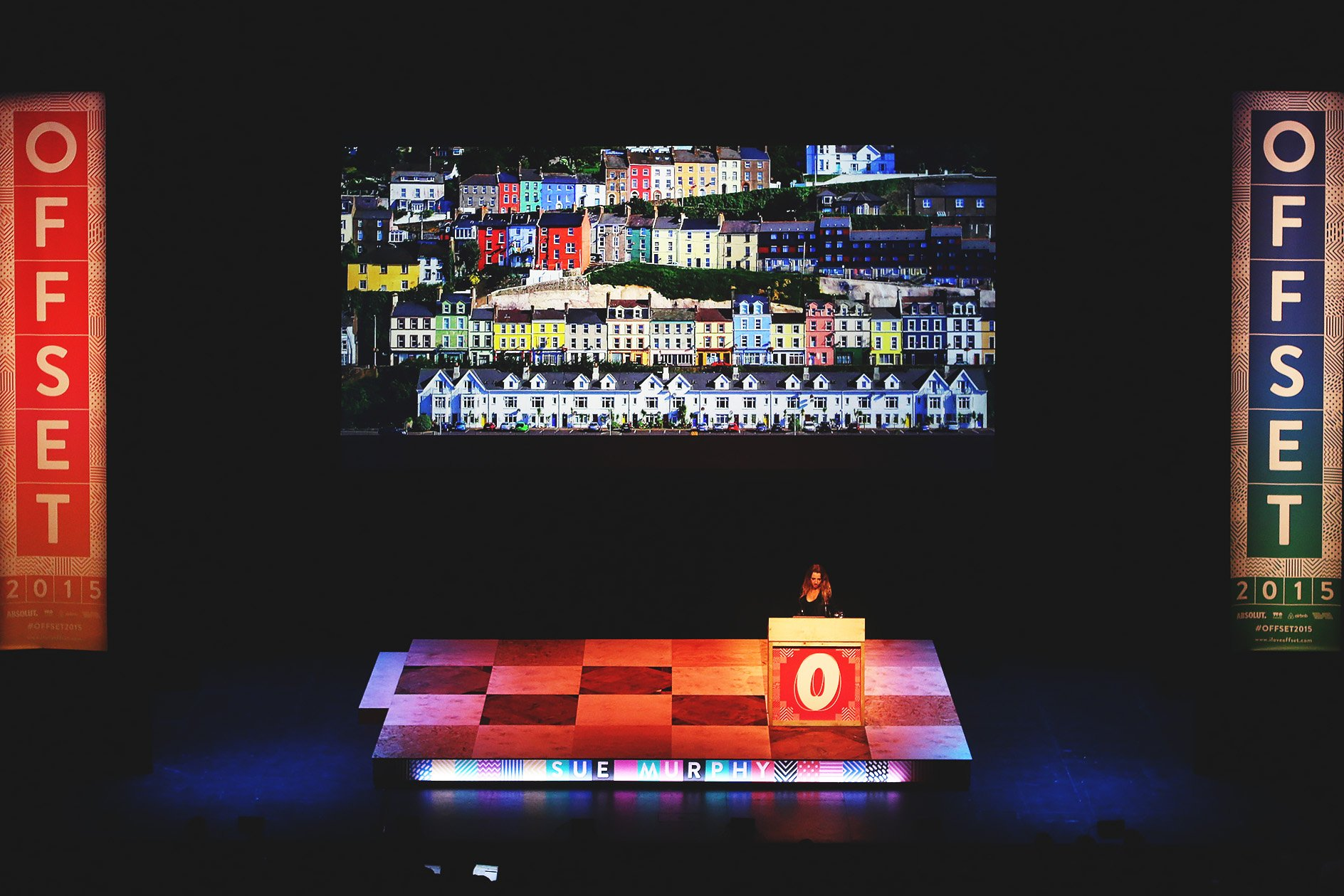 Sue Murphy at OFFSET 2015 - Procrastination