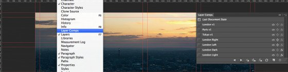 Photoshop Secrets: You've Probably Never Seen this Before — Layer Comps