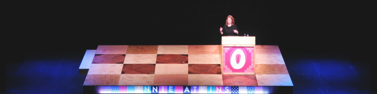 Annie Atkins at OFFSET 2015