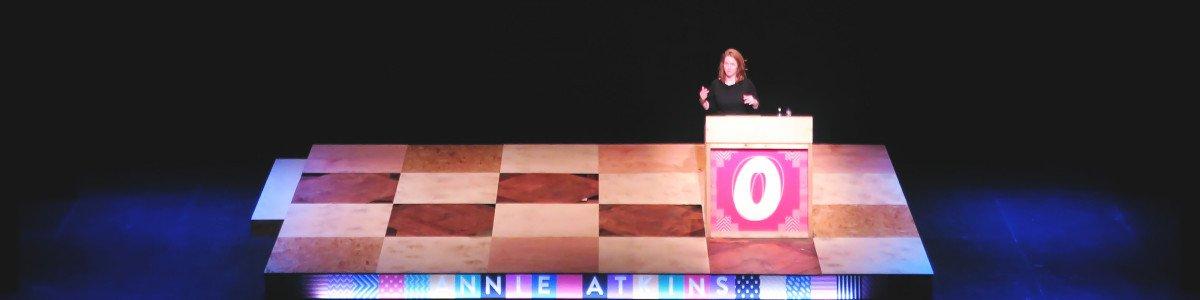 Annie Atkins at OFFSET 2015