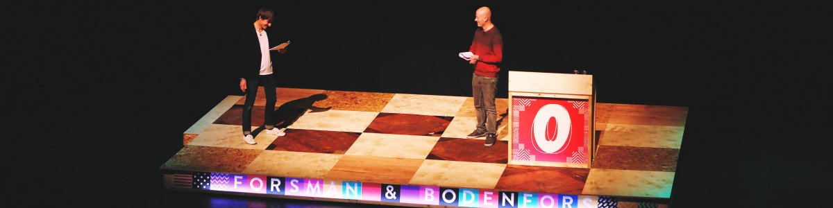 Forsman & Bodenfors at OFFSET 2015