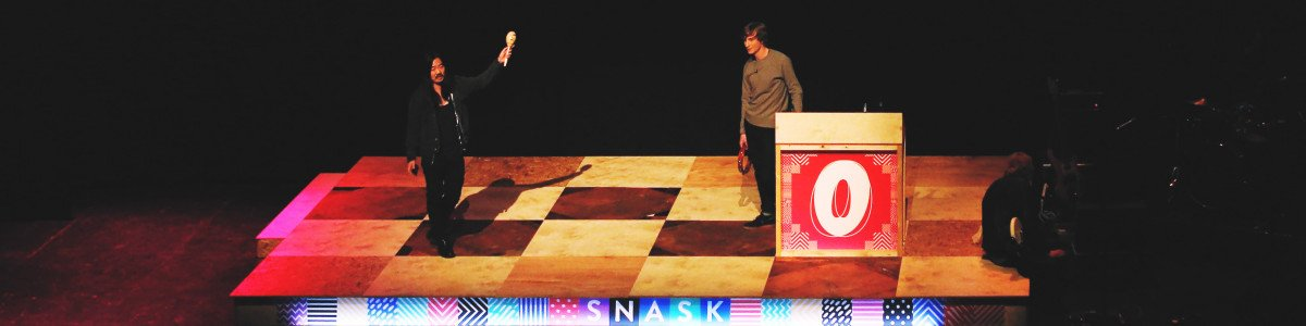 Snask at OFFSET 2015