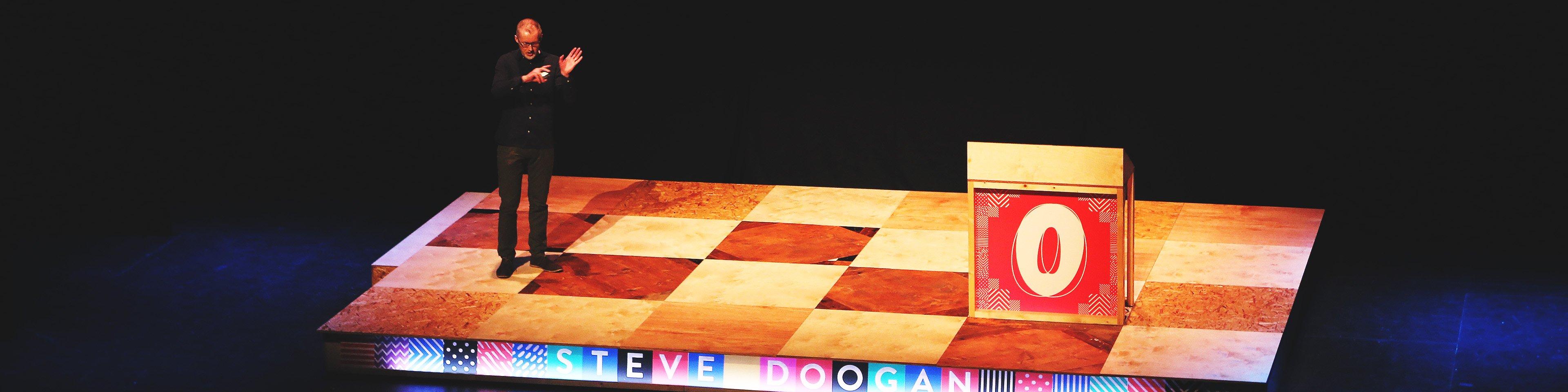 Steve Doogan at OFFSET 2015