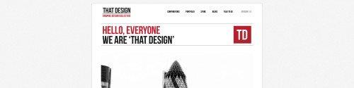 That Design