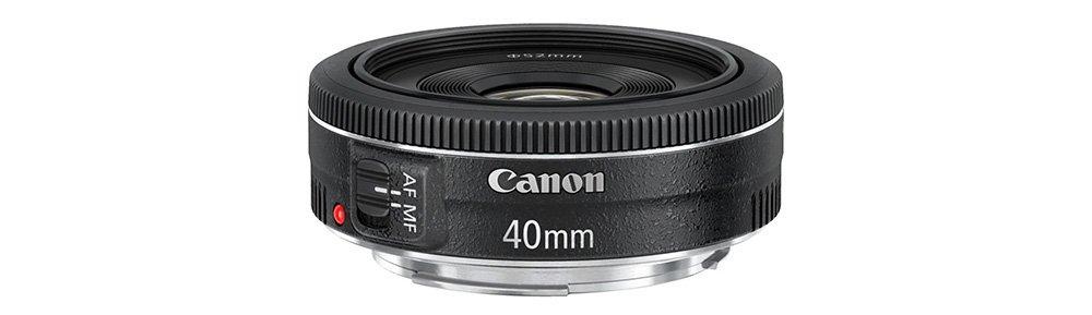 Canon 40mm f/2.8
