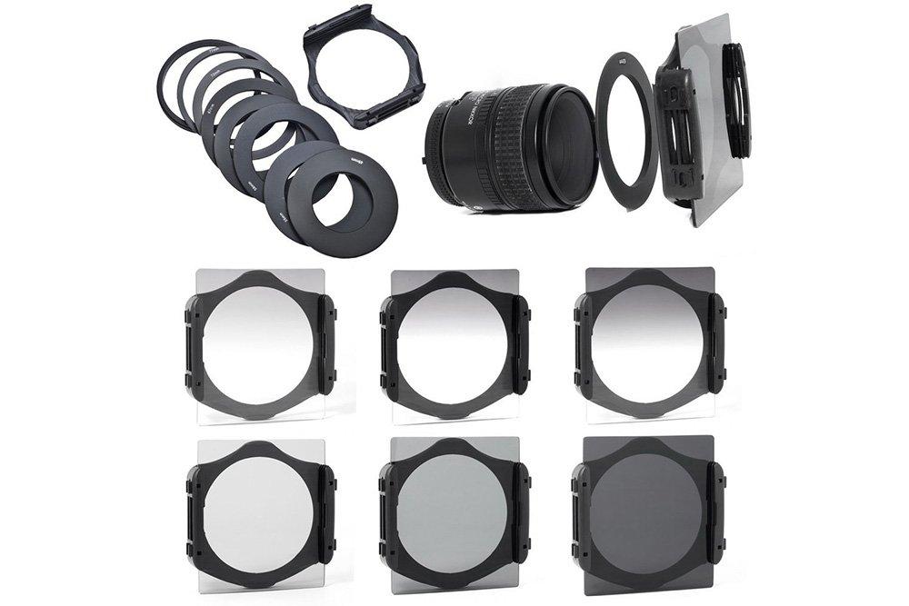 XCSource 10 Filter Adapter Set + 6 Filters