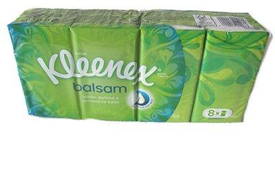 Kleenex Balsam Multipack Tissues