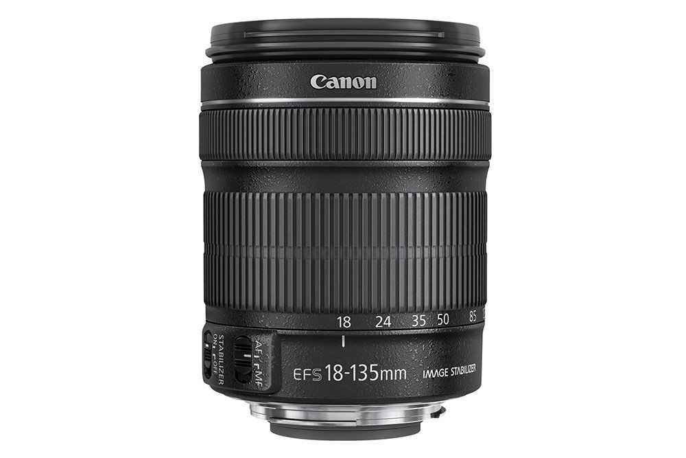 Mid-Range Everyday Use – 18-135mm