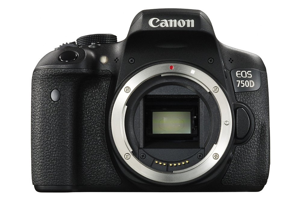 Canon EOS 750D/T6i