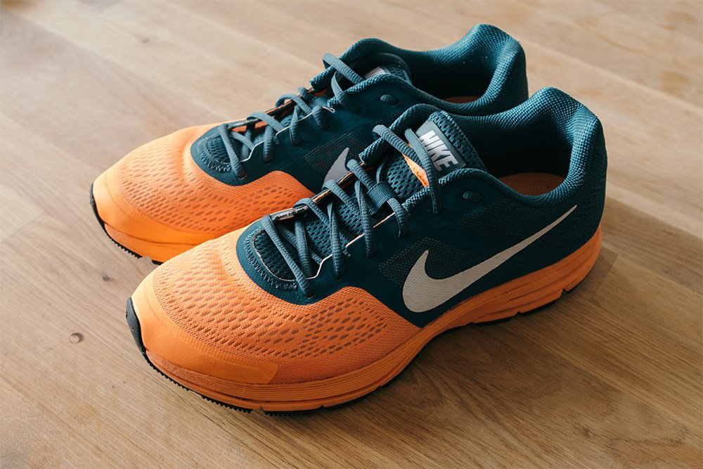 Nike Air Pegasus+30 Night Factor/Atomic Orange