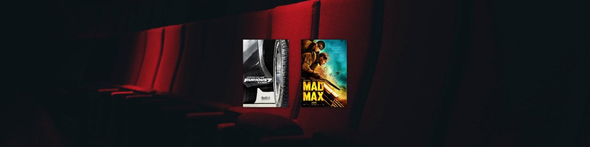 April and May Cinema Trips