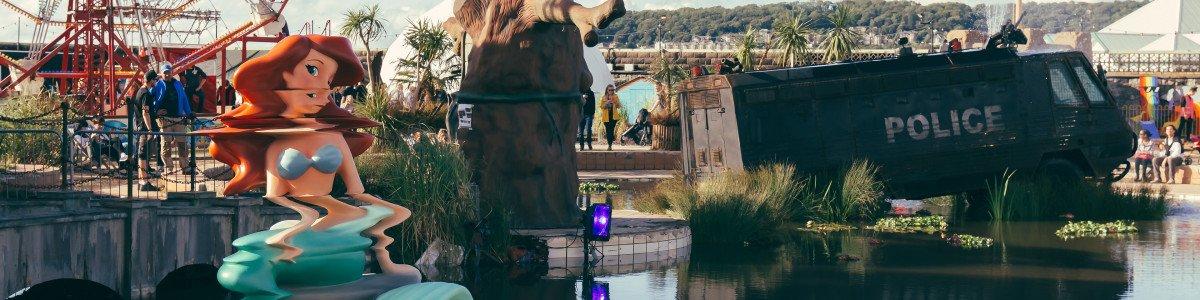 Dismaland – Banksy's New Bemusement Park