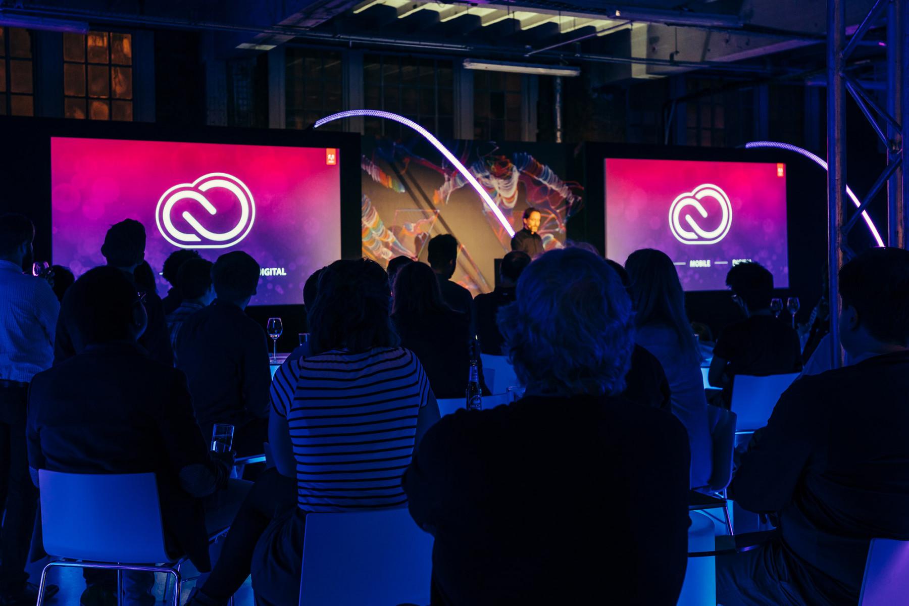 Adobe Creative Cloud Event