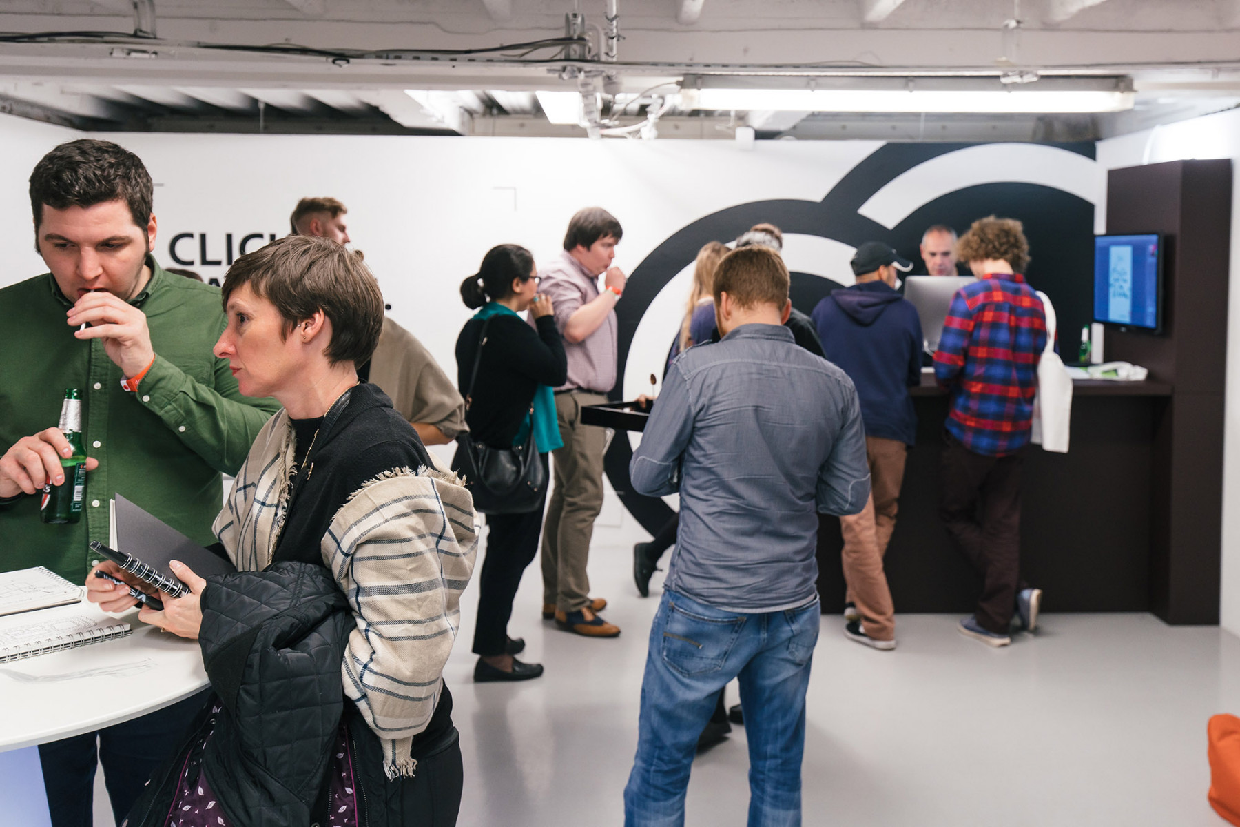 Adobe Creative Cloud Event Networking