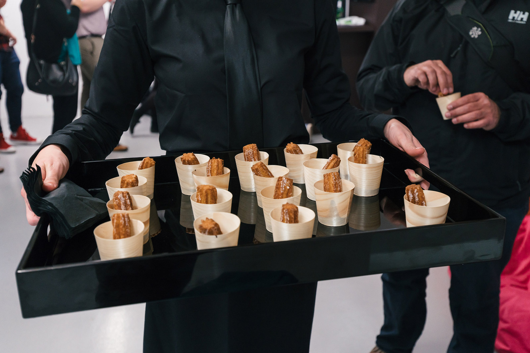 Adobe Creative Cloud Event Churros