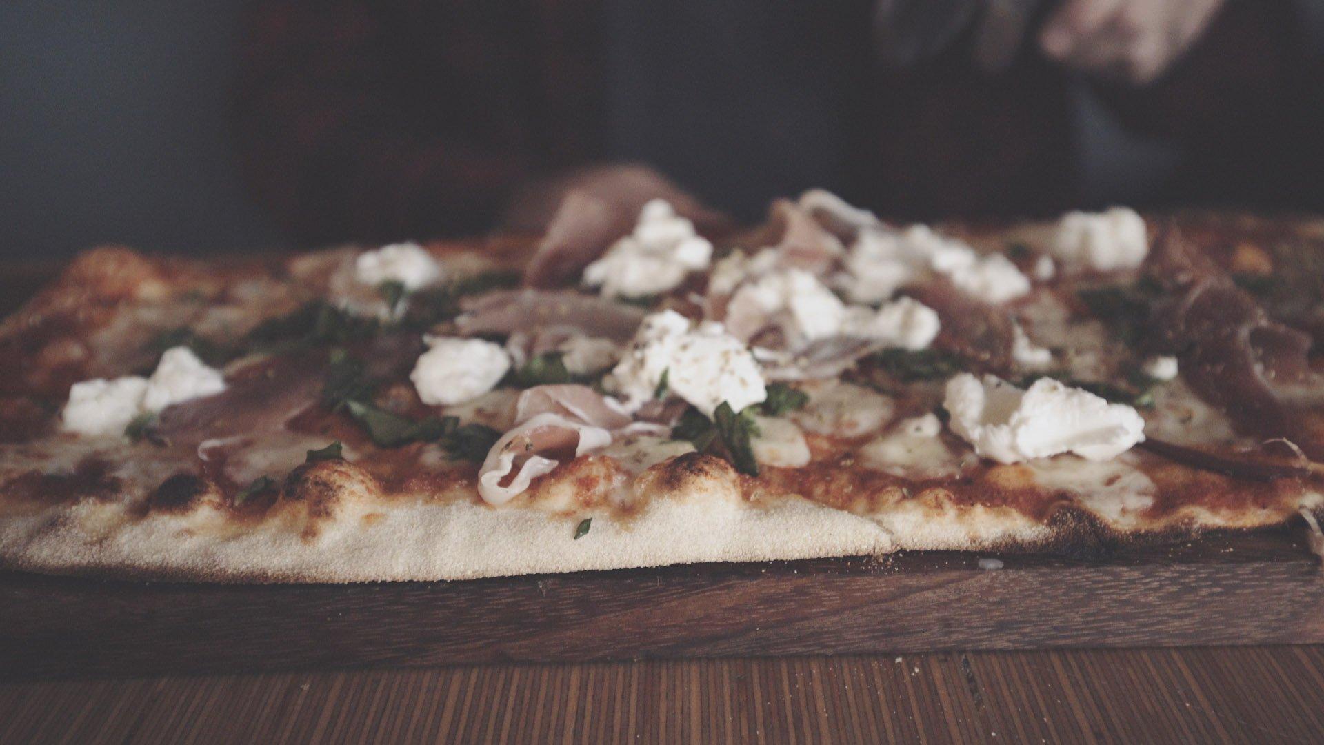 Pizza in 4K