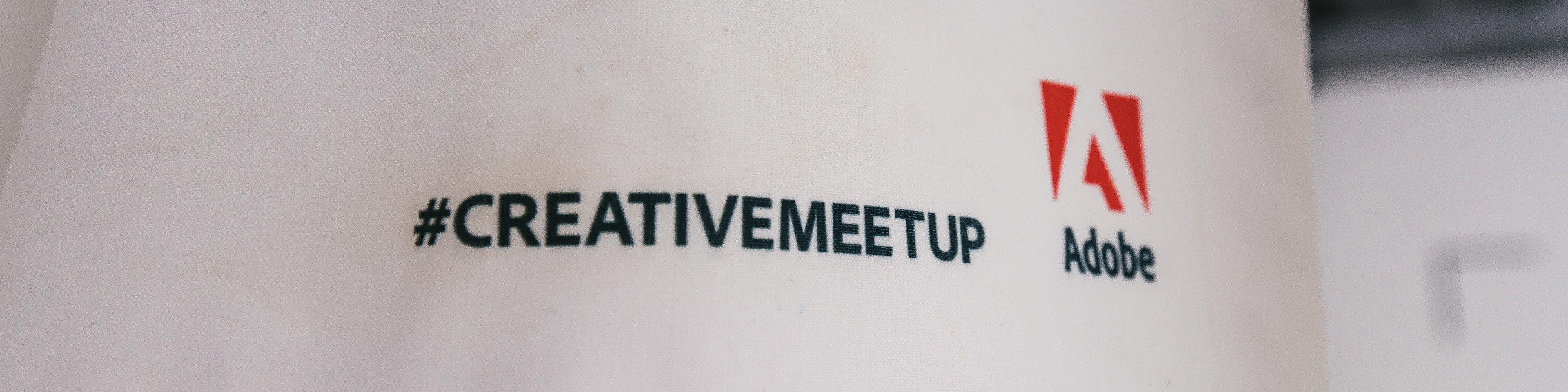 Adobe #CreativeMeetup