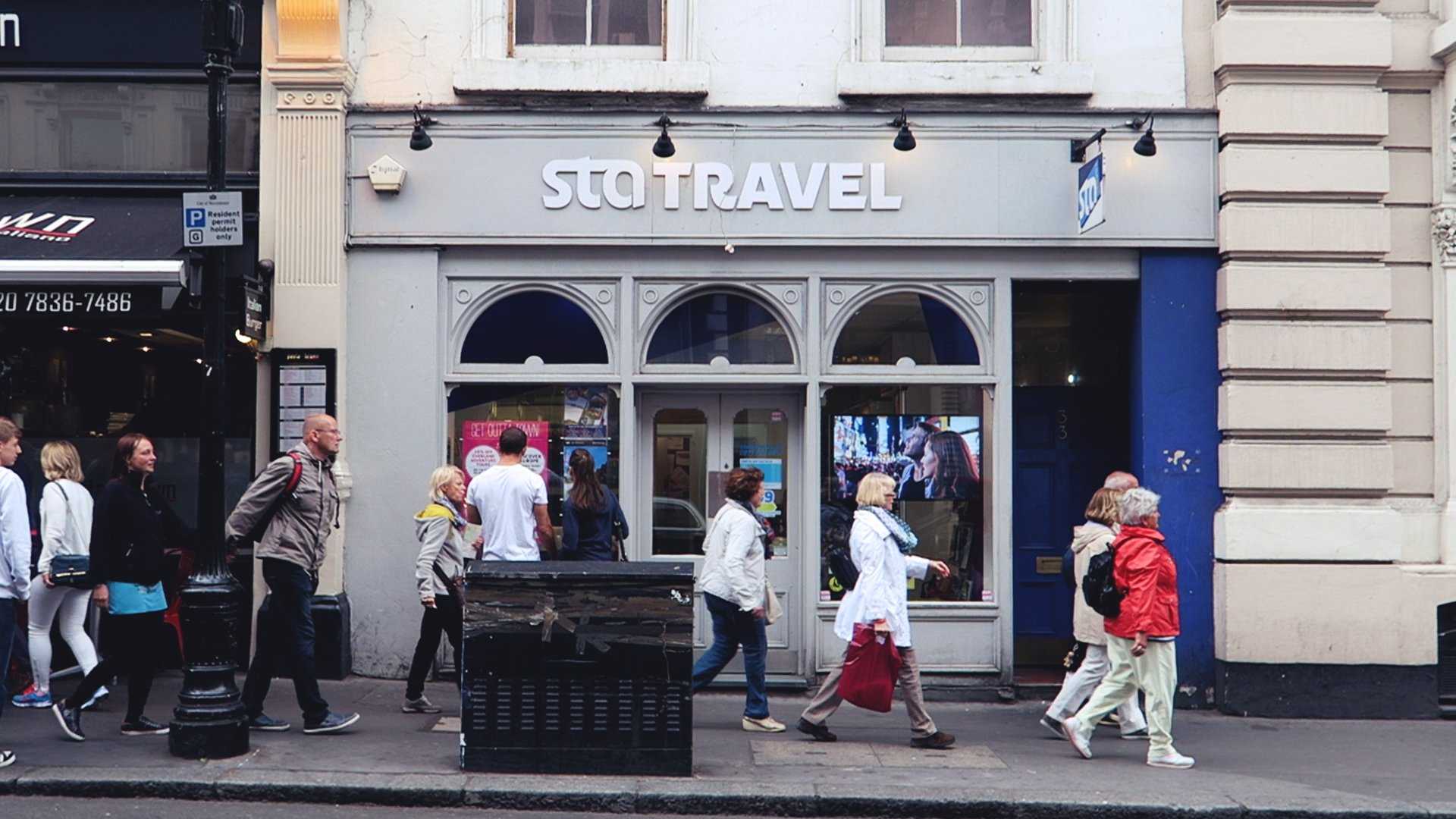 STA Travel Covent Garden