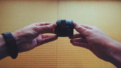 Sony Zeiss 35mm f/2.8 ZA T*