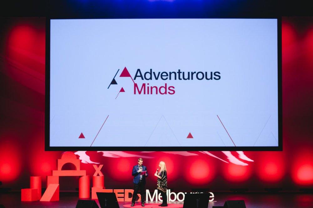 TEDxMelbourne Adventurous Minds
