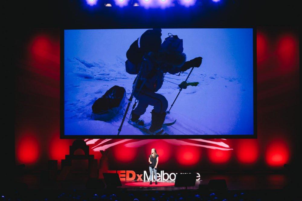 TEDxMelbourne Jade Hameister