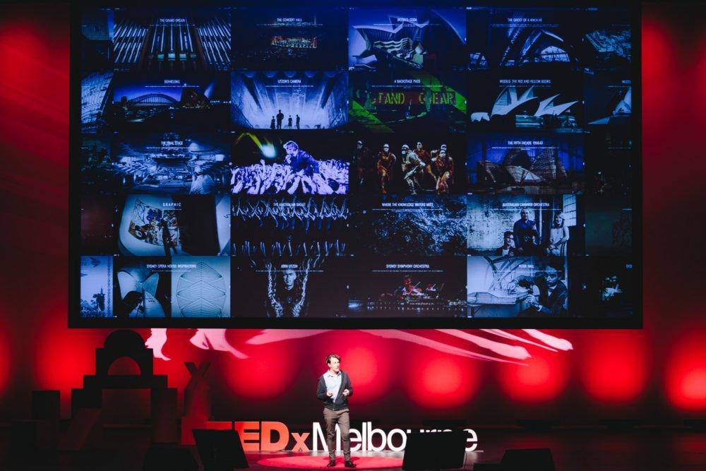 TEDxMelbourne Sam Doust