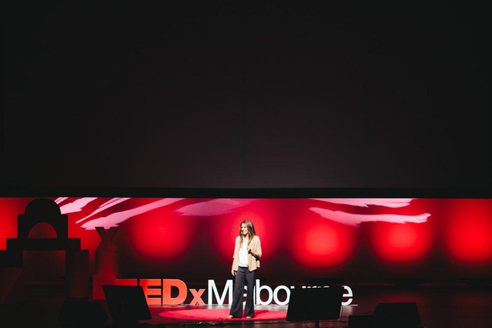TEDxMelbourne Jules Allen
