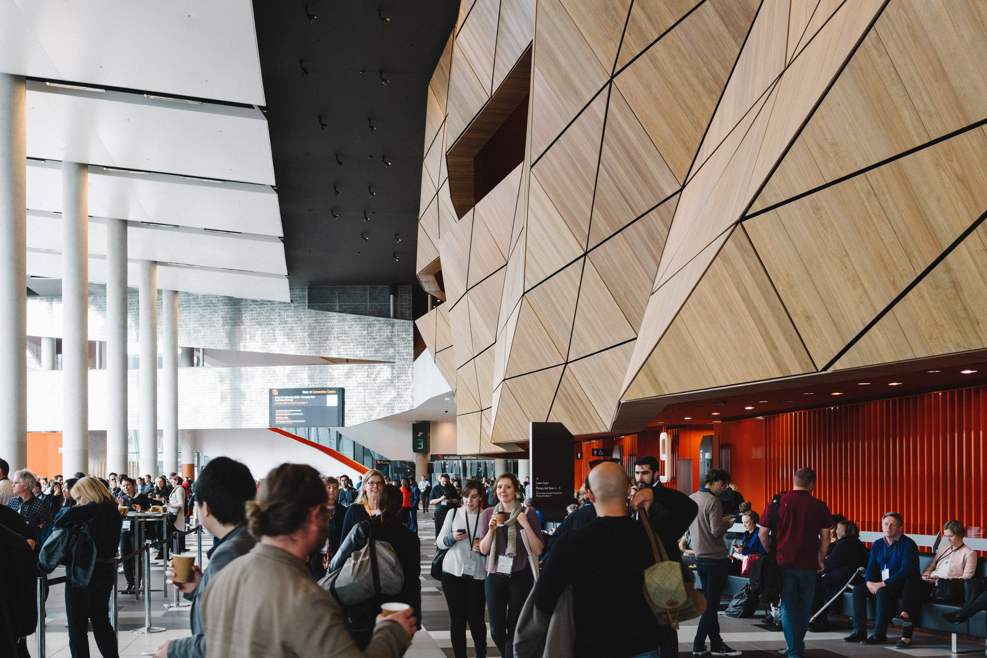 TEDxMelbourne Melbourne Convention and Exhibition Centre