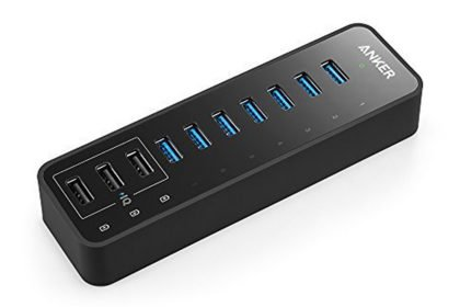 Anker 7-Port USB 3.0 Data and Power Hub