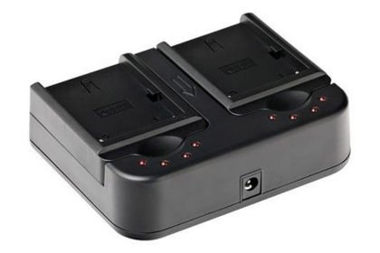 Atomos Dual Battery Charger