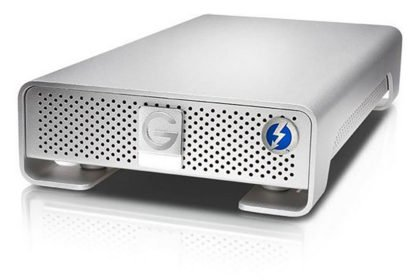 G-Technology G-Drive 3tb Thunderbolt HDD
