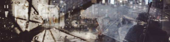 "Tokyo Rain — The First Film in My New ""Cine Scenes"""