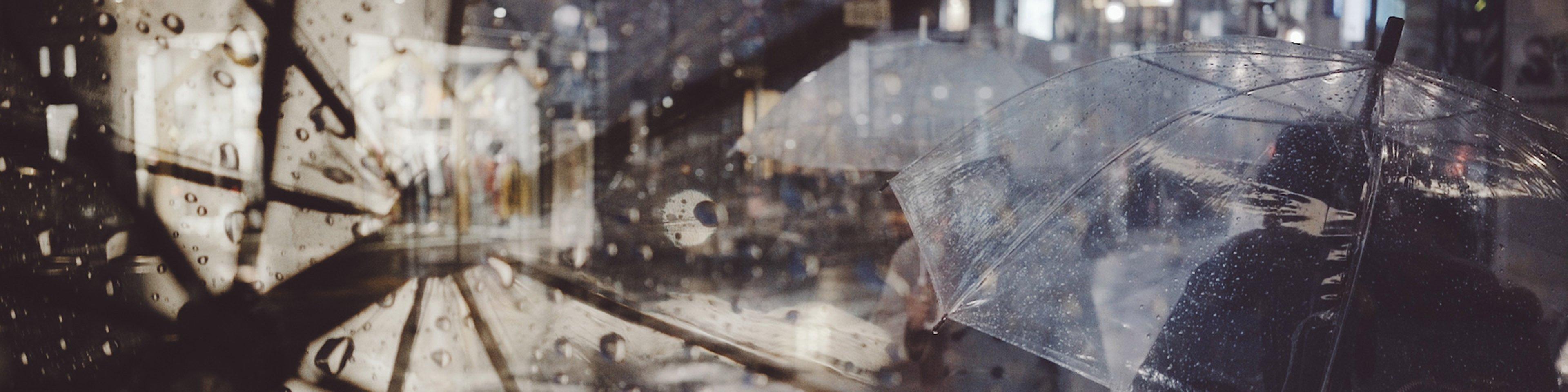 Tokyo Rain Cine Scenes