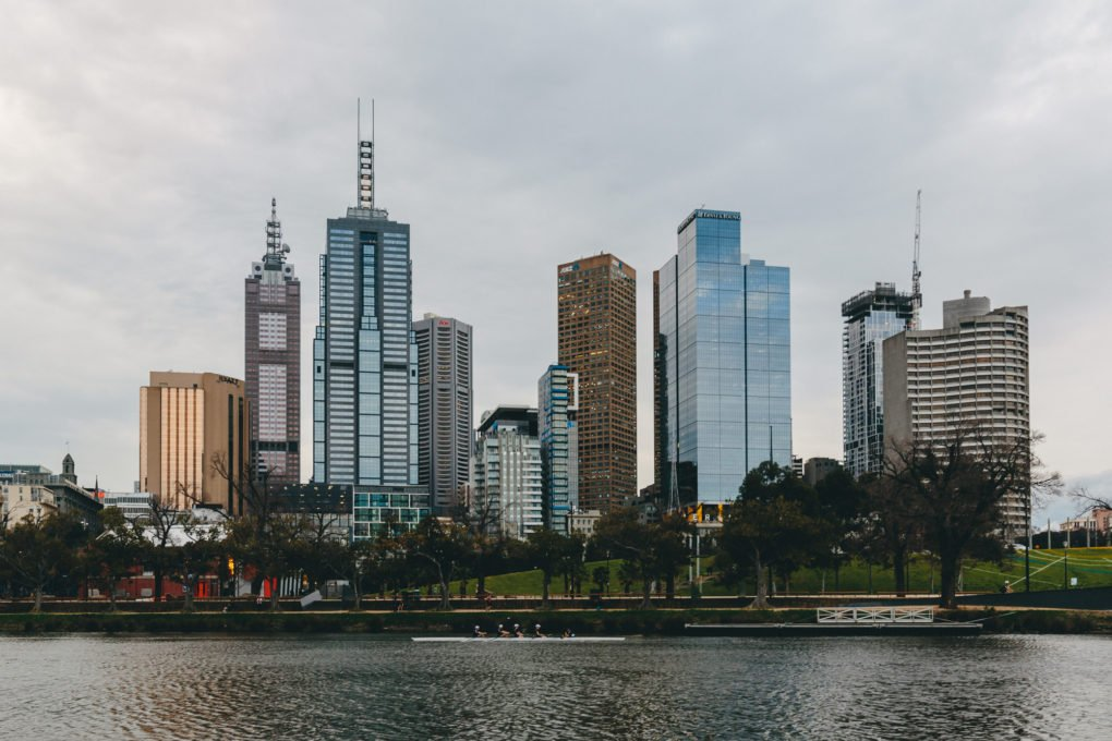 How I improve my photography: Melbourne CBD Skyline