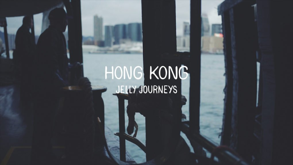 Still from the Hong Kong Jelly Journeys Montage