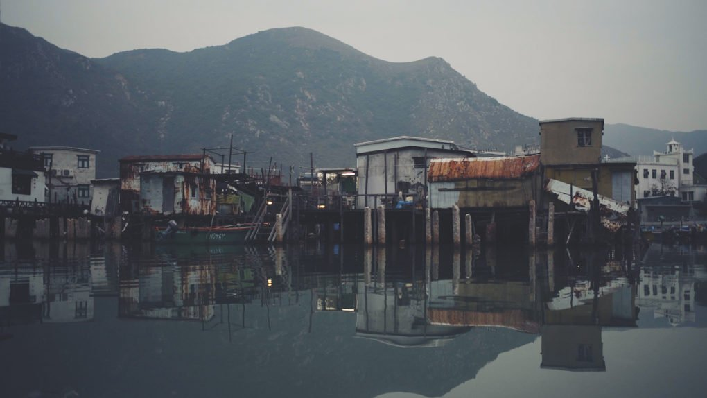 Tai O Still from the Hong Kong Jelly Journeys Montage
