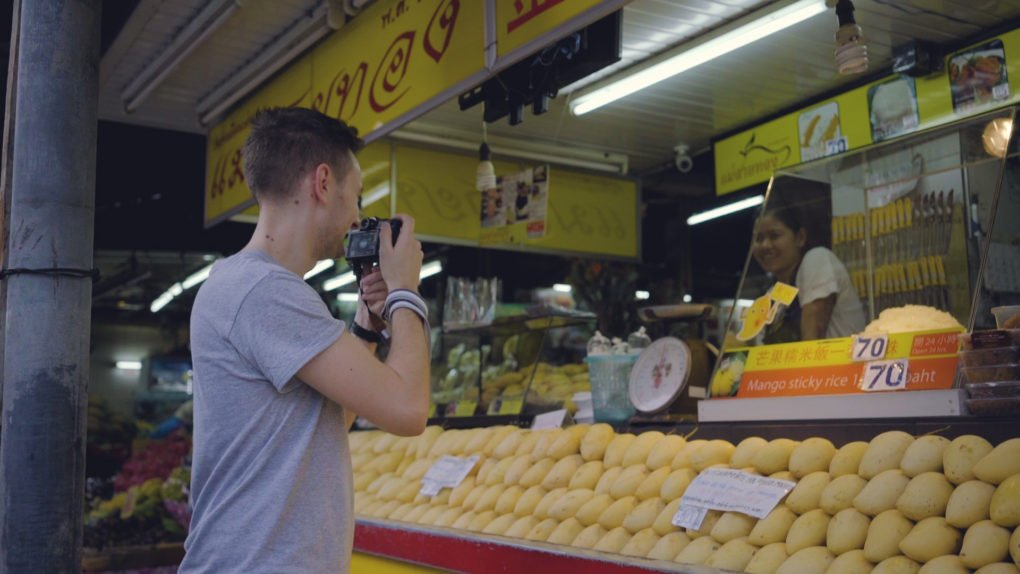 Best camera for travel — Fujifilm X-T10 review — Mango Sticky Rice in Thailand