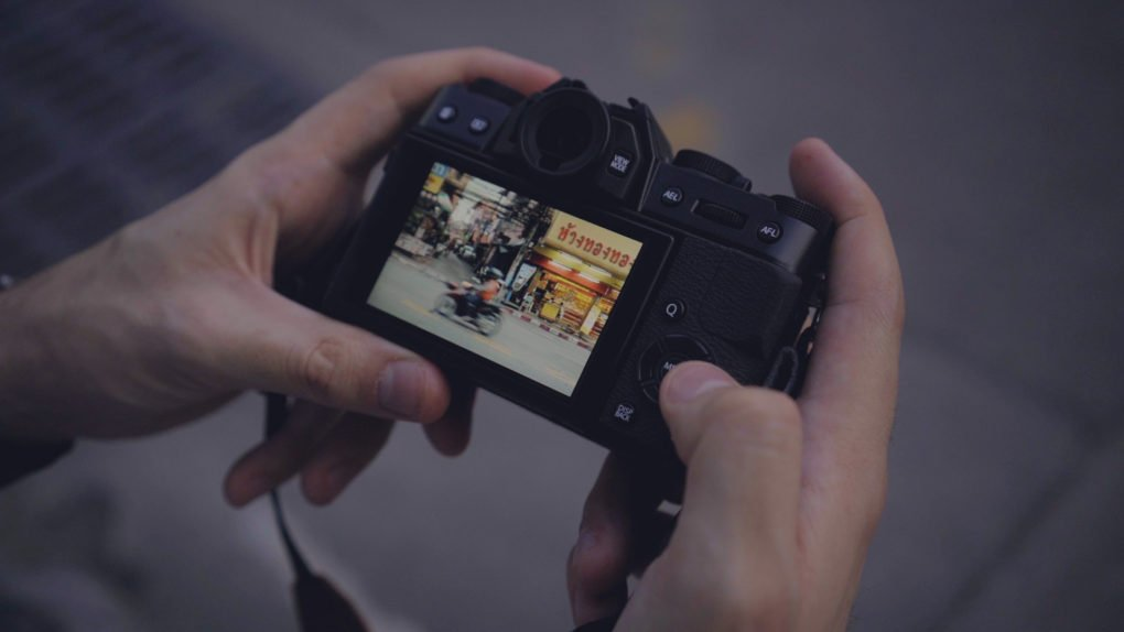 Best camera for travel — Fujifilm X-T10 review — Image Playback