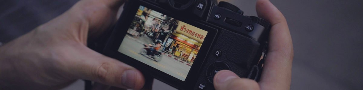 Fujifilm X-T10 Video Review in Pattaya Thailand