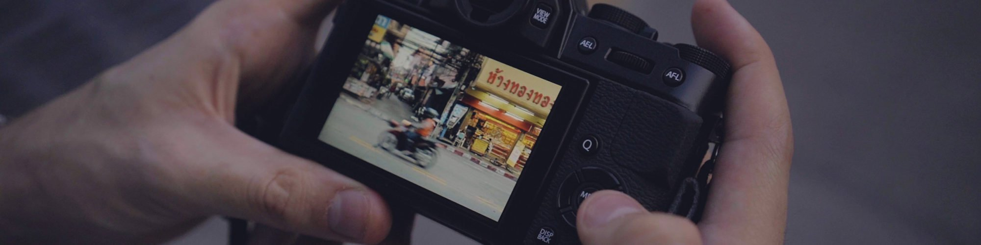 Fujifilm X-T10 Video Review in Pattaya Thailand