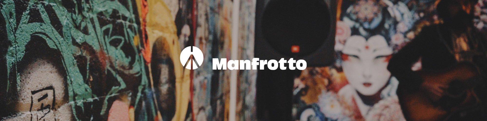 Manfrotto BeFree Live at Blender Lane Artist Market