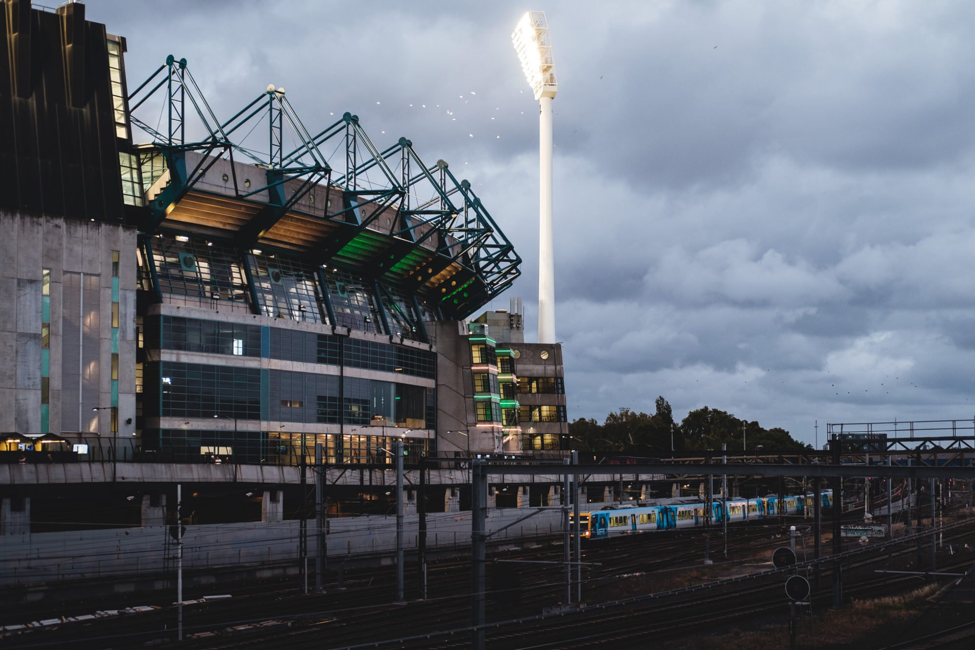 Should I switch to Fuji: Fujifilm X-Pro2 test at the MCG