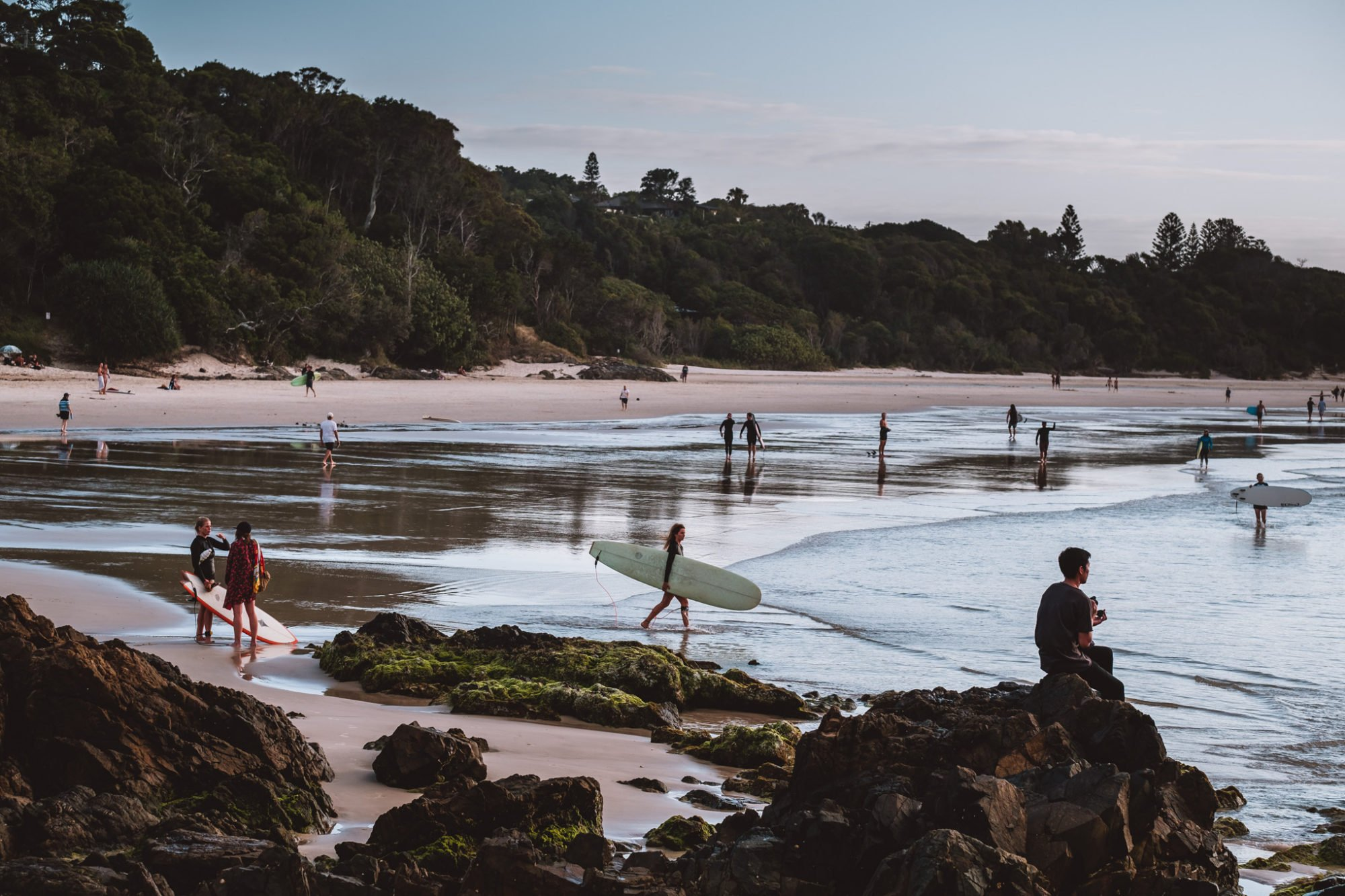 Should I switch to Fuji: Fujifilm X-Pro2 Testing at Byron Bay